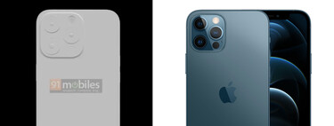 The iPhone 13 Pro will have bigger cameras and more battery, according to a new leak