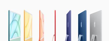 New iMac 2021: new design, Apple Silicon processor, colors and more news