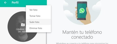 How to change your profile picture on WhatsApp: on Android, iOS and WhatsApp Web