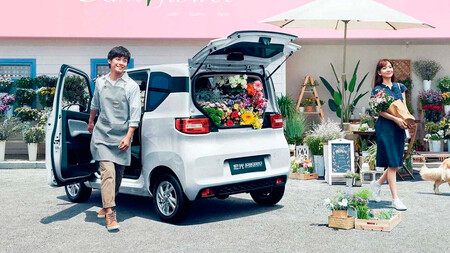 Wuling Hong Guang Mini EV: the new Chinese electric bestseller