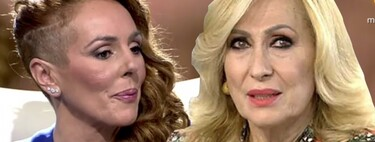 Rocío Carrasco responds sharply to Rosa Benito after her constant attacks to discredit her: