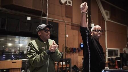 Spike Lee y Terence Blanchard