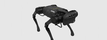 Unitree A1, Boston Dynamics' Spot-like robot dog that can be used as a pet