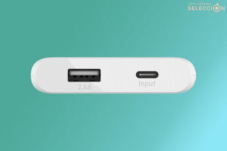 Belkin Boost Charge 5k Power Bank 03