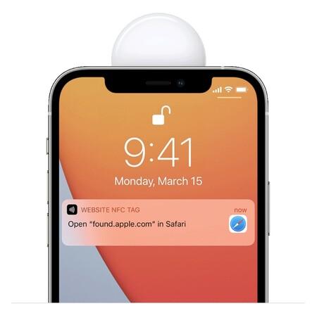Apple Airtag Found