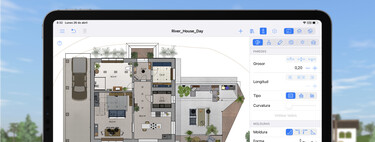 Live Home 3D Pro, easy and quality architectural renderings come to the iPad and iPhone: the app of the week