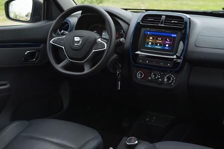Dacia Spring interior