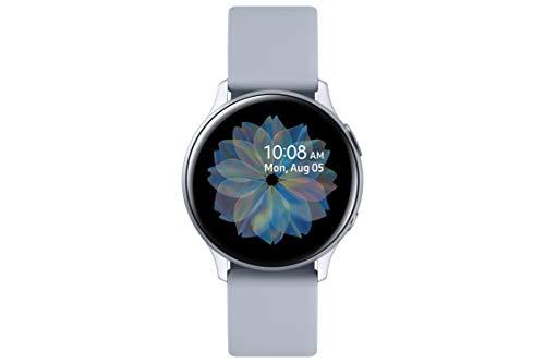SAMSUNG Galaxy Watch Active 2 - Smartwatch de Aluminio, 40mm, Color Plata, Bluetooth [Versión española]