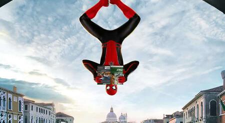 Spiderman Far Home