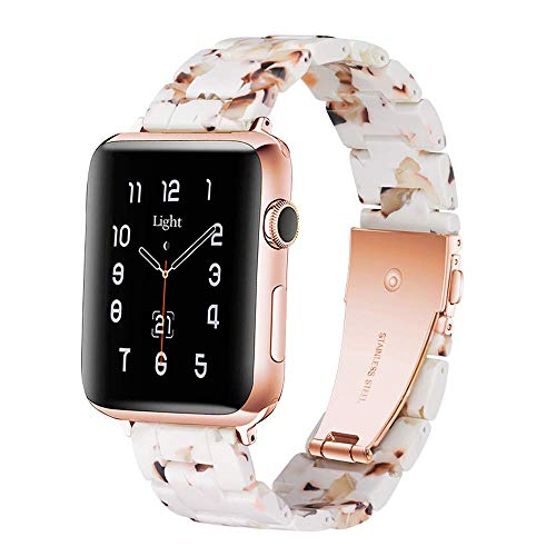 Resin strap for Apple Watch