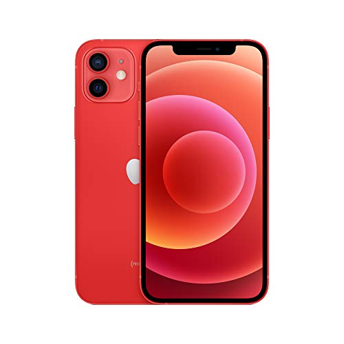 Nuevo Apple iPhone 12 (128GB) - (Product) Red