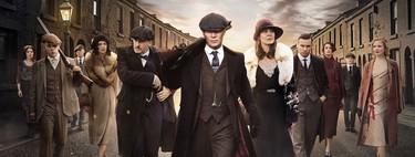 The 21 best scenes from 'Peaky Blinders', the essential gangster series