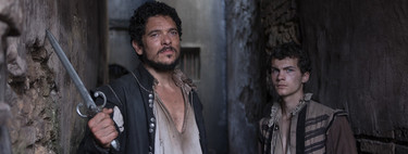 Is 'The Plagiarism' a plagiarism?  Juan Gómez-Jurado suggests that the series is copying 'The legend of the thief'