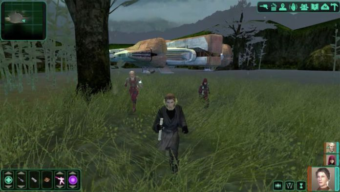 Why Knights of the Old Republic 2 Tells My Favorite Star Wars Story