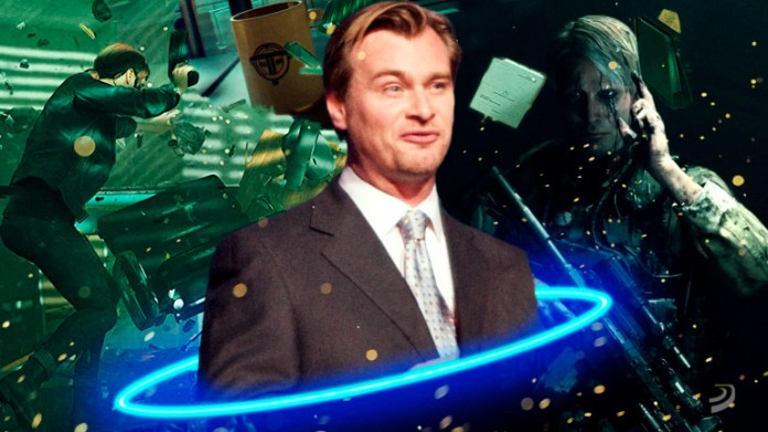 The 6 video games I'd like Christopher Nolan to turn into a movie