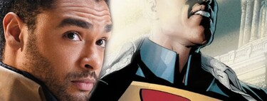 Regé-Jean Page could have been Superman's grandfather before 'The Bridgertons' but DC vetoed the character from being black, according to The Hollywood Reporter