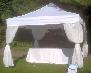 "BrightRoll Tent #1 done ""ASAP Style"""