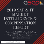 ASAP Talent Releases Annual SAP & IT Market Intelligence & Compensation Report