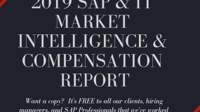 ASAP Talent Releases Annual SAP & IT Market Intelligence & Compensation Report