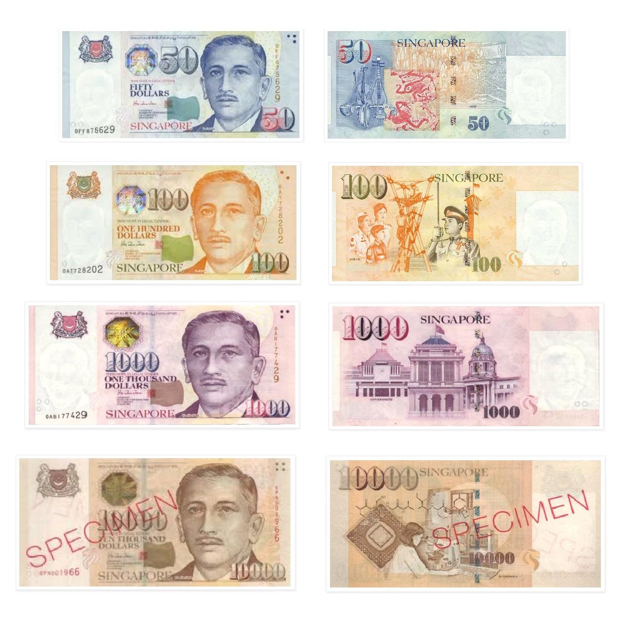 Money Exchange Di Singapura