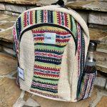 Himalayan Hemp Multi Color Backpack