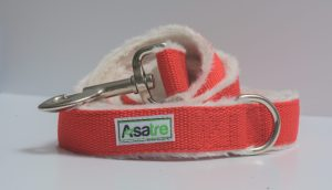 Hemp Dog Leash by Asatre