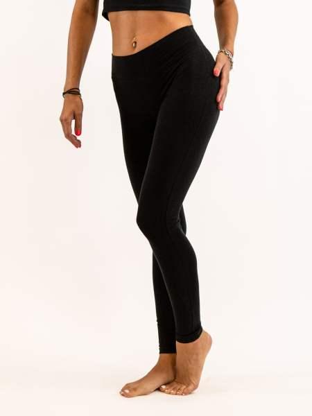 Asatre Women's Fleece Joggers - Black