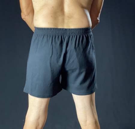 Eco-friendly Hemp Boxer Shorts