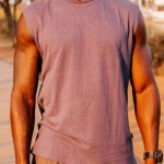 Hemp and Organic Cotton Sleeveless T-shirt