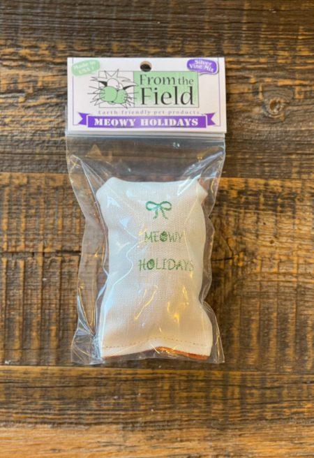 Holiday Hemp Cat Toy