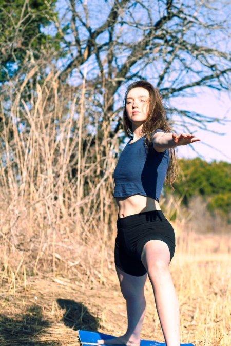 Hemp Yoga Zen Shorts by Asatre