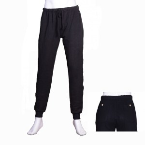 Men's Hemp and Organic Cotton Fleece Joggers