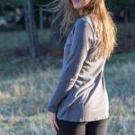 Hemp and Organic Cotton Loose Flowing Shirt
