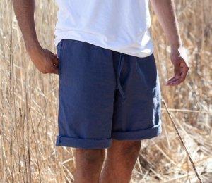 Hemp and Organic Cotton Shorts