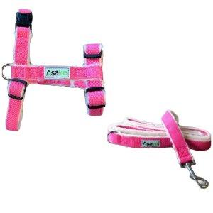 Asatre Hemp Dog Harness Leash Set