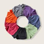 Hemp and Organic Cotton Running Athletic Casual Shorts