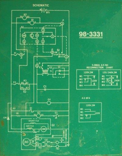4 0 onan generator wiring diagram  ford 7 3 fuel filter
