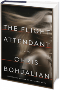 Bohjalian's The Flight Attendant is due to be published in March 2018 (Photo: Doubleday Books)
