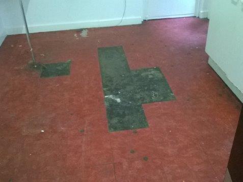 asbestos floor tiles how dangerous
