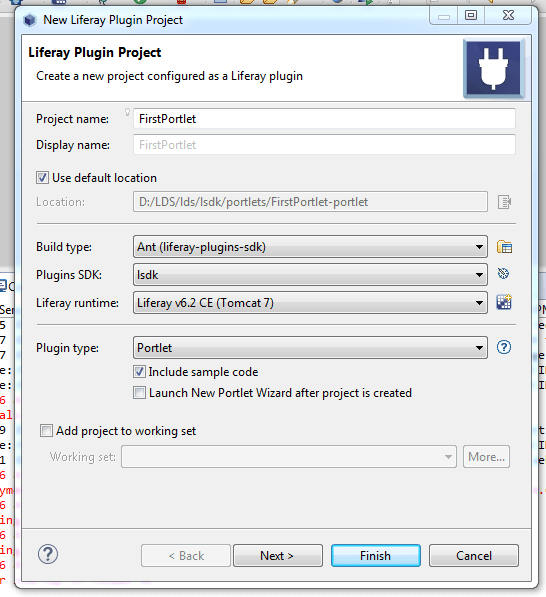 LiferayPortlet2