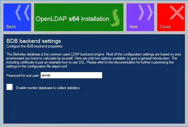openldap tool
