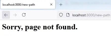 node js web server example