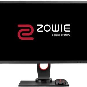 BenQ ZOWIE XL 27 hüvelykes monitor, S kapcsoló, DP