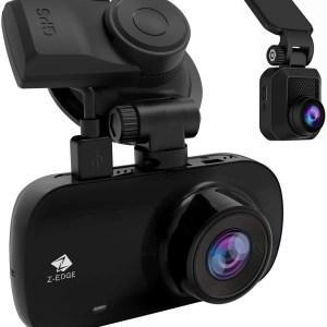 Z-Edge GPS Dashcam autós kamera, UHD, WDR