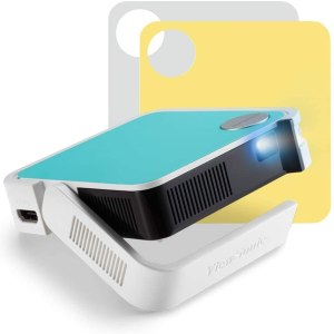 Viewsonic M1 Mini Plus LED projektor WiFi, Bluetooth