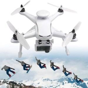 Qinlorgon RC Drone quadcopter drón WiFi FPV HD kamerával
