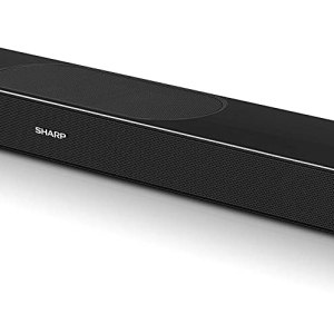 SHARP HT-SBW420 (BK), 2.1 All-in-One Slim Soundbar beépített mélynyomóval