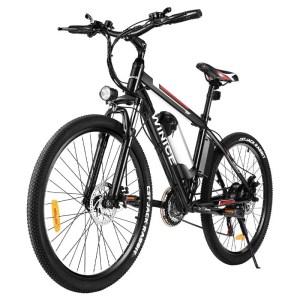 Vivi elektromos kerékpár 250 W-fekete