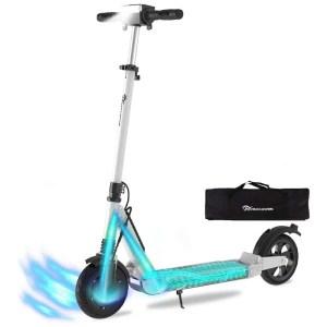 HITWAY összecsukható elektromos roller-fehér