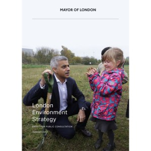 Mayor of London launches consultation period for draft London Environment Strategy